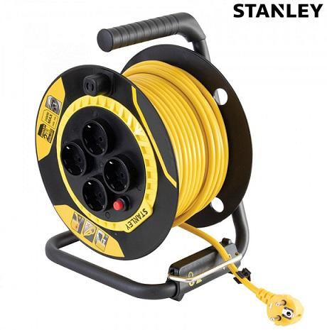 kabelski-posaljšek-na-kolutu-za-profesionalce-stanley-40-25-metrov-ip44
