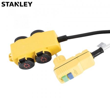 stanley-kabelski-podaljšek-5-metrov-ip44-4-šuko-vtičnice-stikalo-rcd