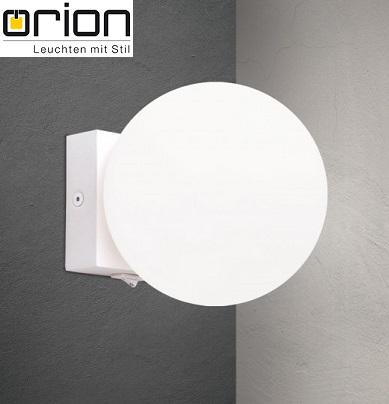 stensko-stropna-led-svetilka-okrogla-bučka-s-stikalom