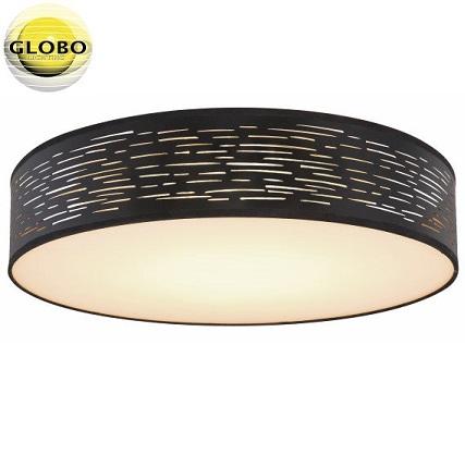 tekstilna-stropna-svetilka-500-mm-črna