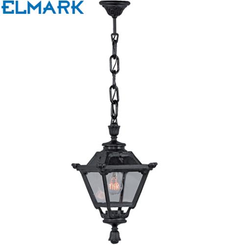 vrtna-viseča-klasična-svetilka-ip44-črna