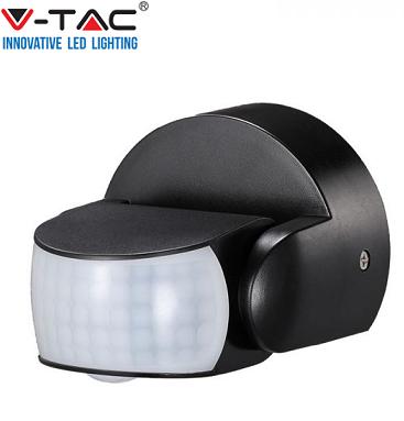 stenski-infrardeči-senzor-180°-360°-črni