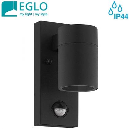 fasadna-led-svetila-na-senzor-črna
