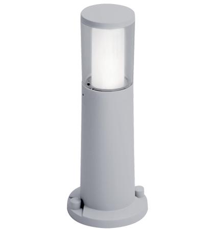 vrtni-led-stebriček-ip55-400-mm-sivi