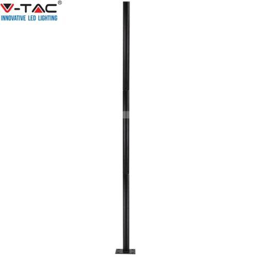 kovinski-steber-za-cestno-ulično-svetilko