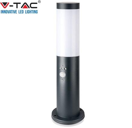 senzorski-vrtni-stebriček-mm-e27-ip44-črni-antracitni