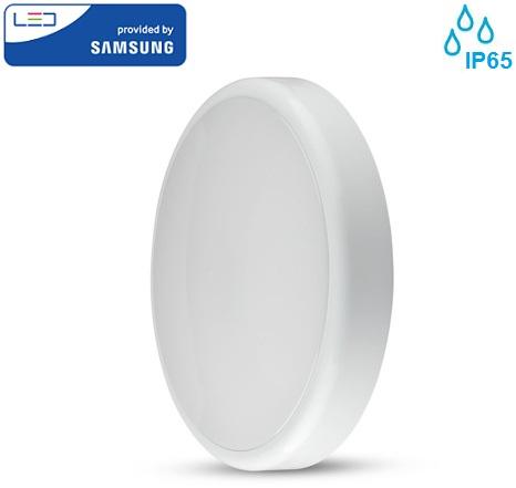 varnostna-zasilna-led-svetilka-okrogla-plafonjera-ip65-3-ure-avtonomije