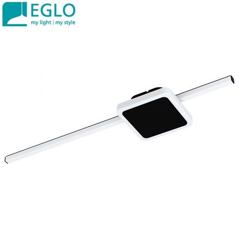 stropna-led-svetilka-eglo-črna-3000K