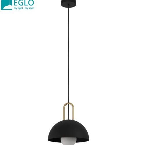 viseča-svetilka-luč-črna