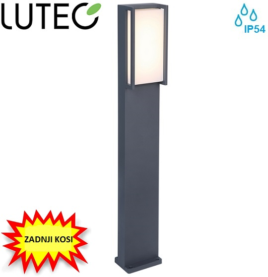 VRTNI LED STEBRIČEK QUBO 750 mm 15W 3000K IP54 (ŠE 1 KOS)