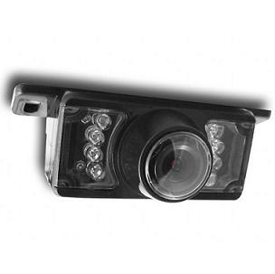 BARVNA VZVRATNA KAMERA PZ415 170° Z 8 LED DIODAMI 12/24V