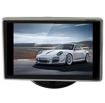 BARVNI LCD ZASLON PZ35-B 3,5 inch ZA KAMERO ZA VZVRATNO VOŽNJO