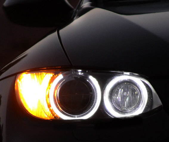 BMW LED ANGEL EYES MARKERJI ZA OBROČKE