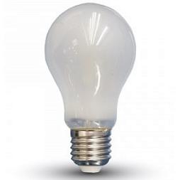 FILAMENTNA LED SIJALKA E27 4W 2700K, 4000K ALI 6000K MAT