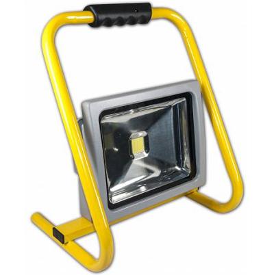 DELOVNI LED REFLEKTOR NA STOJALU PLR30/LED 30W IP54