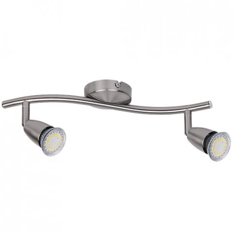 dvojni led reflektor norman gu10 2x4 5w 3000k spletna trgovina. Black Bedroom Furniture Sets. Home Design Ideas