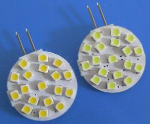 G4 LED SIJALKA 0,9W HLADNO BELA