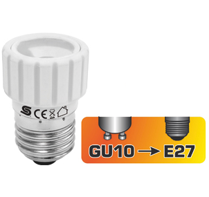 GU10/E27 ADAPTER