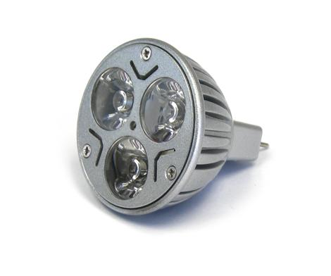 LED SIJALKE GU5,3/MR16 IN GU4/MR11