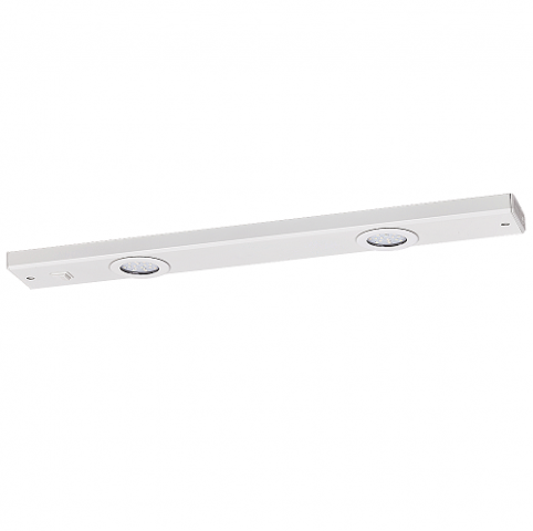 KUHINJSKA PODELEMENTNA LED SVETILKA S STIKALOM LONG LIGHT 550 mm 6W 3000K