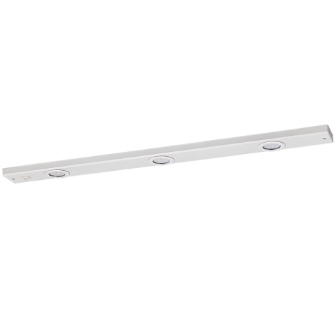 KUHINJSKA PODELEMENTNA LED SVETILKA S STIKALOM LONG LIGHT 825 mm 9W 3000K