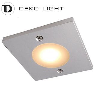 LED SVETILKA FINE 60X60 mm 3W 3000K
