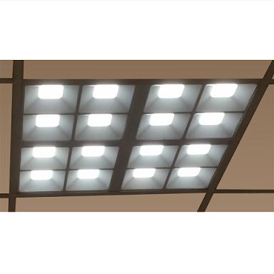 vgradni led panel matrix 600x600 mm 40w 6000k spletna trgovina. Black Bedroom Furniture Sets. Home Design Ideas