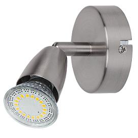 LED REFLEKTOR NORMAN GU10 4,5W 3000K
