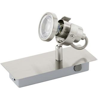 led reflektor s stikalom tukon gu10 3 3w spletna trgovina. Black Bedroom Furniture Sets. Home Design Ideas