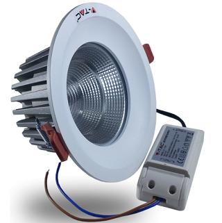 LED VGRADNA SVETILKA DOWNLIGHTER fi 230 mm 36W CREE 3000K