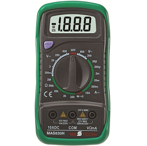 MULTIMETER MAS830