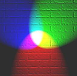 RGB LED SVETILA