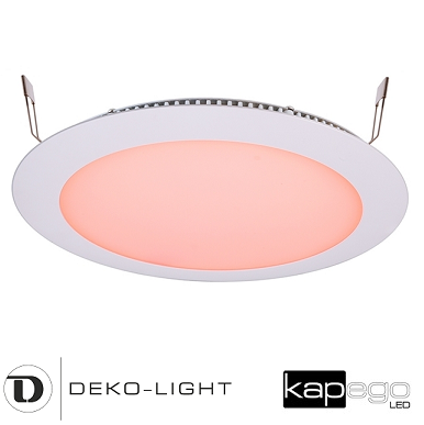 RGB VGRADNI LED PANEL fi 235 mm 16W