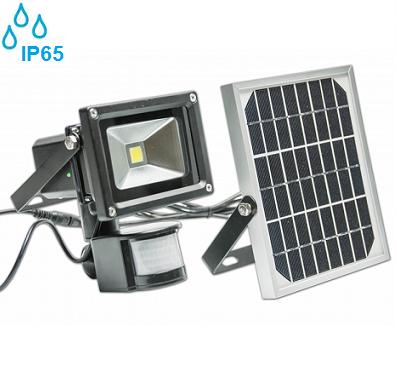SOLARNI SENZORSKI LED REFLEKTOR LR10SS/LED 10W 4200K IP65