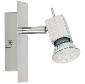 LED REFLEKTOR S STIKALOM AGATA GU10 4,5W 3000K
