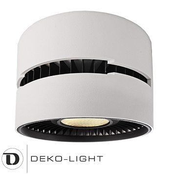 LED REFLEKTOR BLACK & WHITE fi 127 mm 26W 3000K