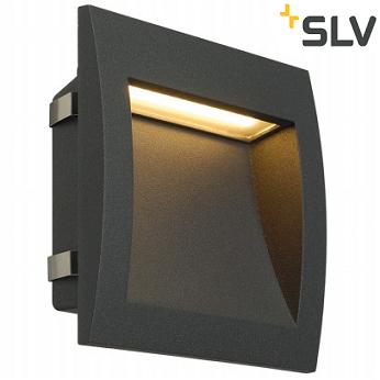 VGRADNA LED SVETILKA DOWNUNDER OUT LED L 140X140X mm 3,3W IP55 V DVEH BARVAH