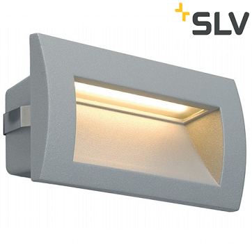 VGRADNA LED SVETILKA DOWNUNDER OUT LED M 140X70 mm 3,3W IP55 V TREH BARVAH