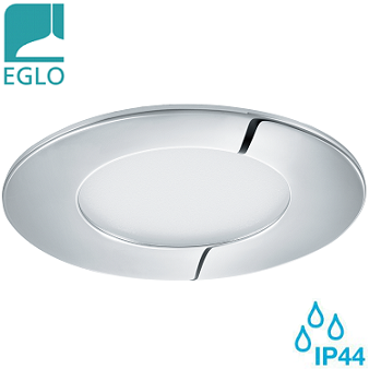 VGRADNI LED PANEL FUEVA fi 85 mm 2,7W IP44 BELI ALI KROM
