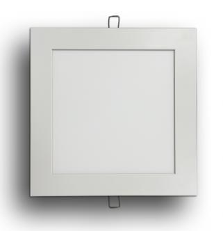 vgradni led panel premium 170x170 mm 12w 6000k hladno bela svetloba spletna trgovina. Black Bedroom Furniture Sets. Home Design Ideas
