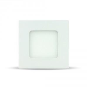 VGRADNI LED PANEL PREMIUM 84X84 mm 3W 3000K, 4500K ALI 6000K