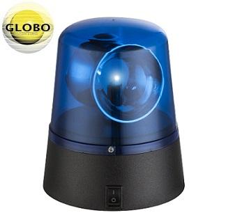 namizna baterijska rotacijska policijska svetilka