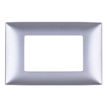 šesterni-okvir-za-mini-modularna-majhna-stikala-srebrni