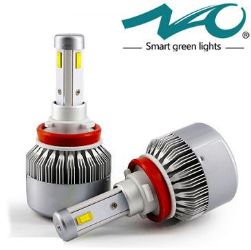 h11-led-žarnice-za-glavne-luči-meglenke-visokosvetilne-diode-40w-4500l
