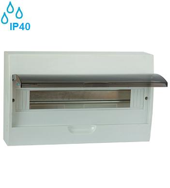 nadometne-razdelilne-elektro-omarice-ip40-enovrstne-enoredne-štirimestne