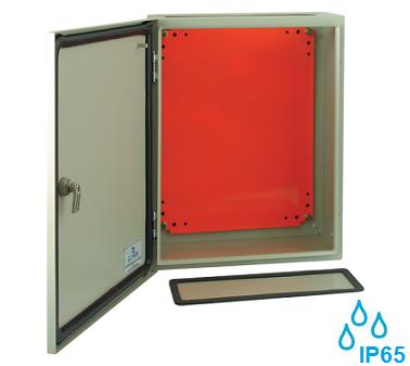zunanje-nadometne-kovinske-elektro-razdelilne-omarice-sive-ral7032-ip65-400x300x200-mm