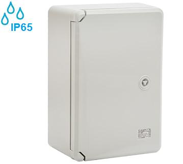 zunanje-nadometne-plastične-elektro-razdelilne-omarice-vodotesne-ip65-sive-400x300-mm