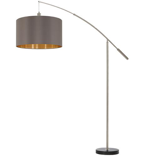 stoječa-bralna-dekorativna-svetilka-s-tekstilnim-senčnikom-za-osvetlitev-sedežne-garniture-jedilne-mize-eglo