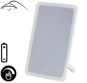namizno-akumulatorsko-kozmetično-ogledalo-z-led-svetilko-touch-usb-polnjenje-kvadratno