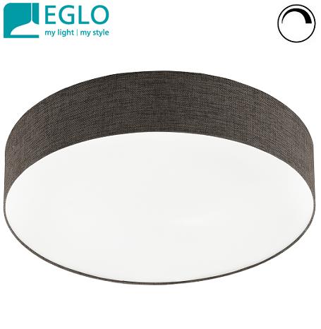 stropna-tekstilna-zatemnilna-led-svetilka-z-daljinskim-upravljanjem-nastavljivo-svetlobo-fi-570-mm-rjava